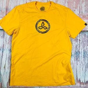 Prana Men's 100% Organic Cotton T Shirt